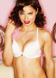 Adriana Lima in Victoria's Secret Lingerie