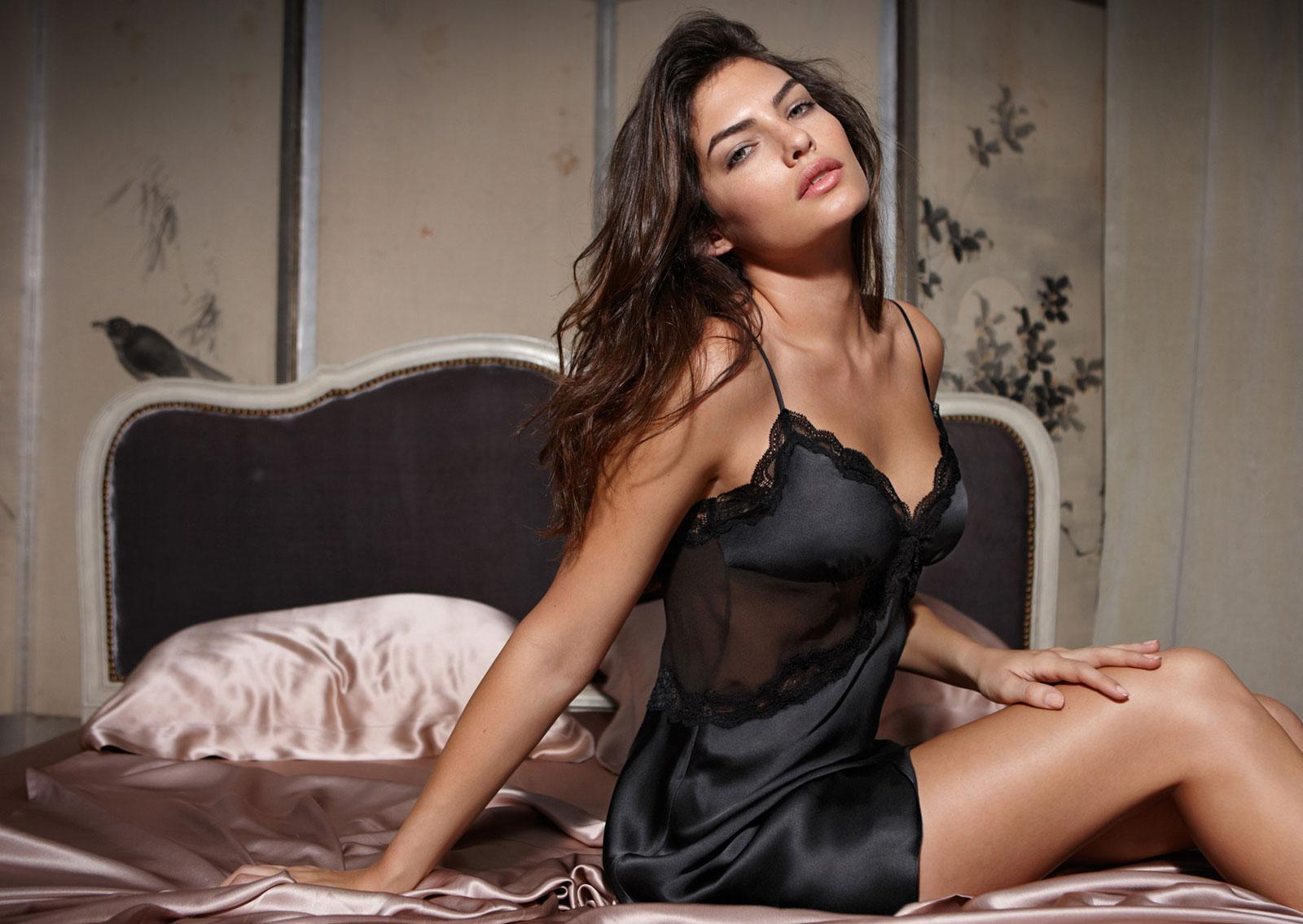 Kylie jenner sheer lingerie