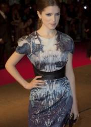 Anna Kendrick at Screening of 50/50