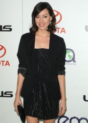 Aubrey Plaza at Environmental Media Awards