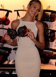 Candice Swanepoel at Victoria's Secret