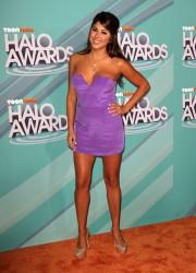 Daniella Monet at TeenNick Halo Awards