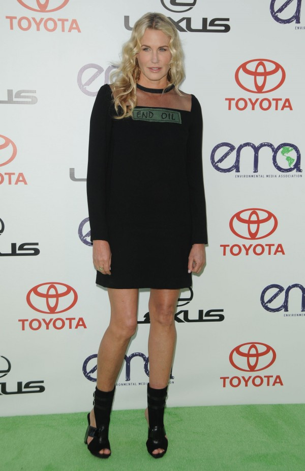 Daryl Hannah at Environmental Media Awards