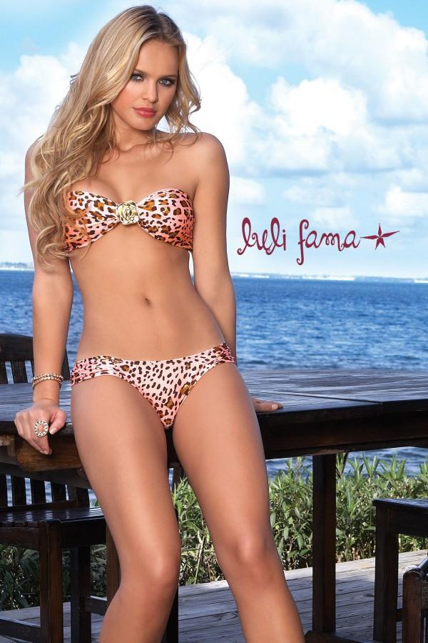 Elisandra Tomacheski at Luli Fama Bikini Collection