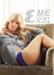 Emily Montague in Me in My Place Photoshoot