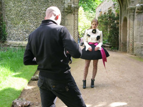 Emma Watson Vogue Photoshoot