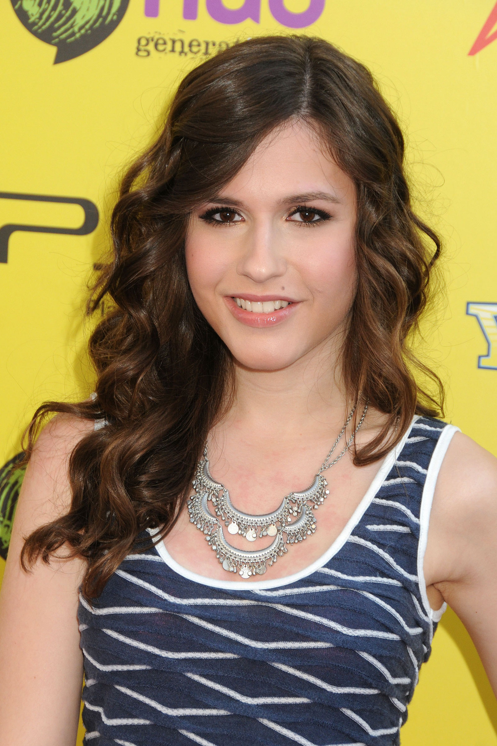Erin Sanders: Erin Sanders At Variety's Power Of Youth Event In
