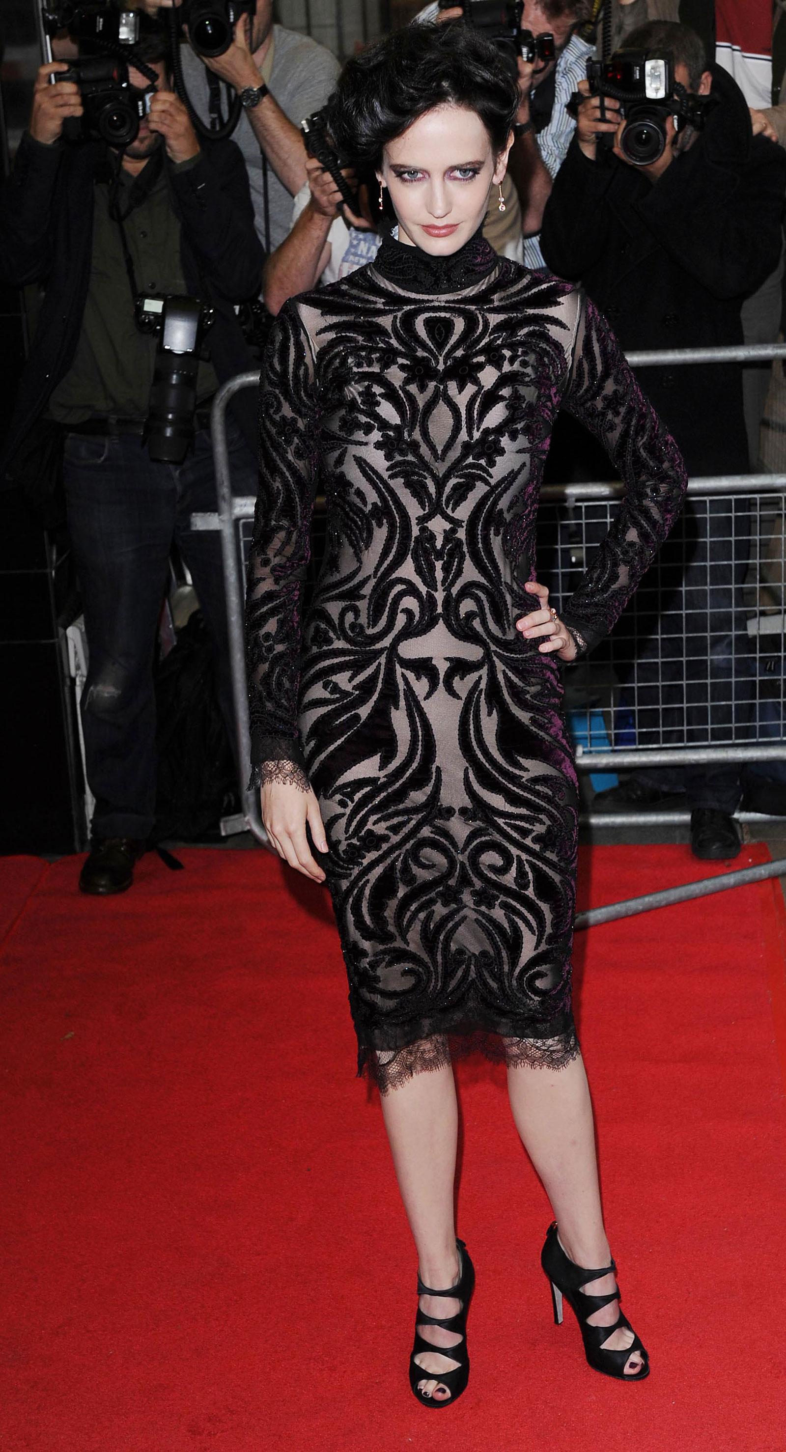 Eva Green At Perfect Sense Uk Premiere Hawtcelebs