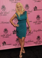 Holly Madison at Night School 4 Girls in Las Vegas