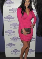 Imogen Thomas at Pink Friday
