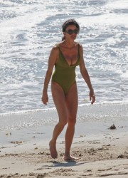 Janice Dickinson in Swimsuit