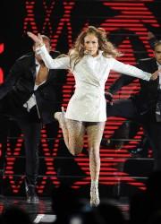 Jennifer Lopez Performs at Mohegan Sun's
