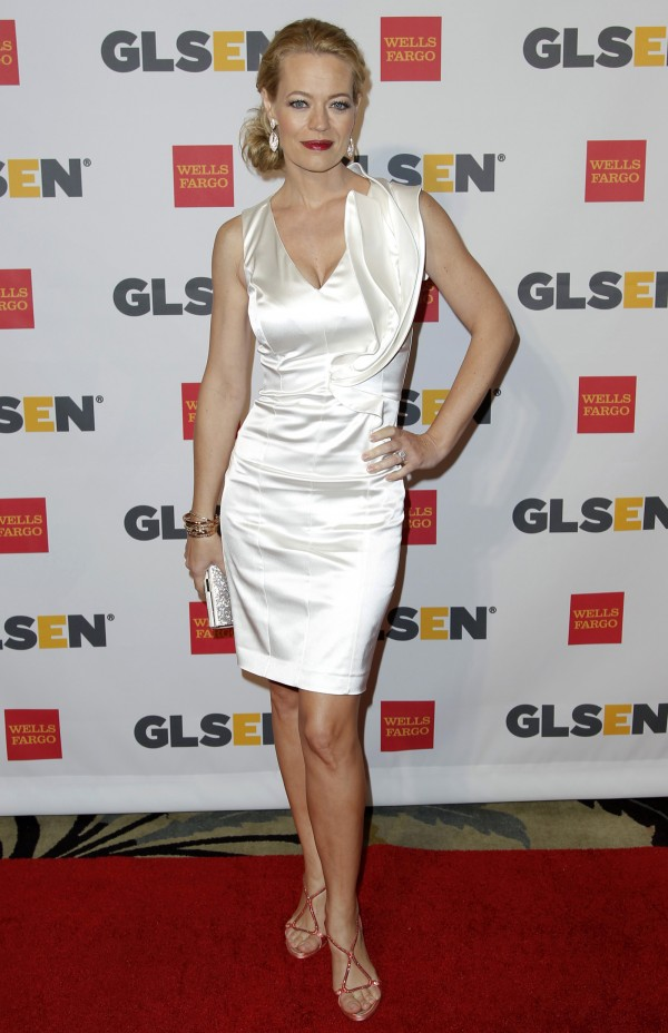 Jeri Lynn Ryan at the 2011 GLSEN Respect Awards