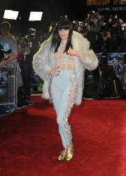 Jessie J in Demons Never Die UK Premiere