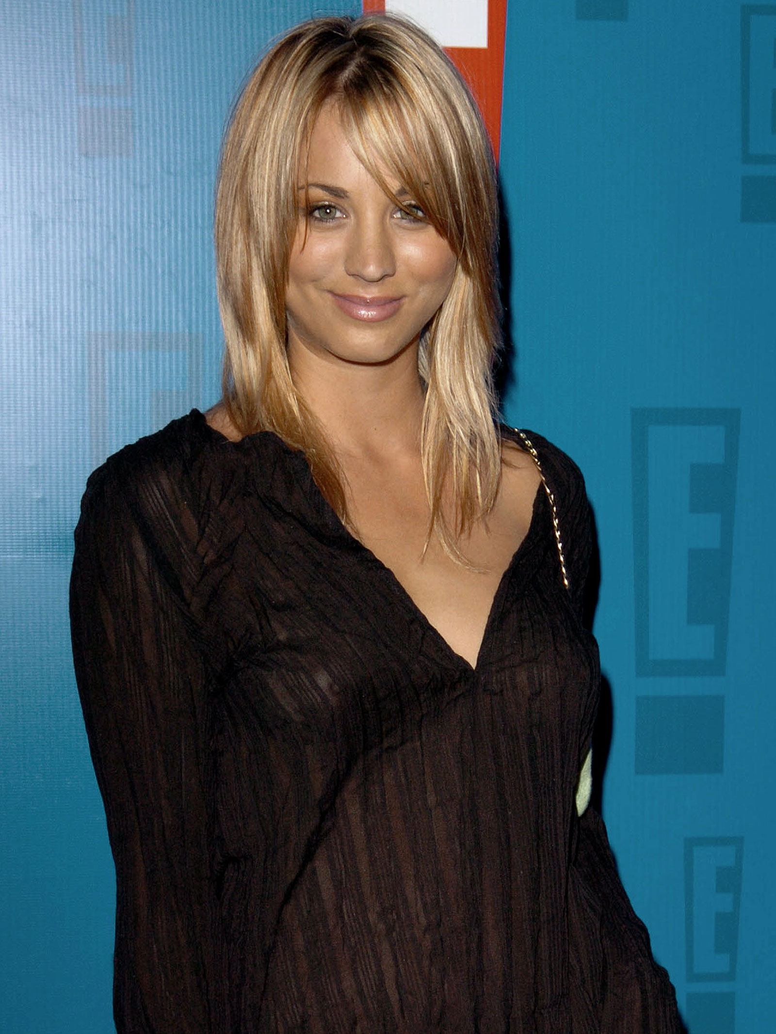 Kaley Cuoco At E Entertainment Tv S Summer Splash