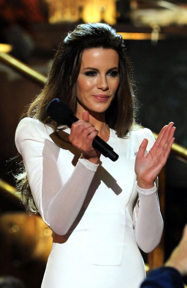 Kate Beckinsale at Spike TV Scream Awards