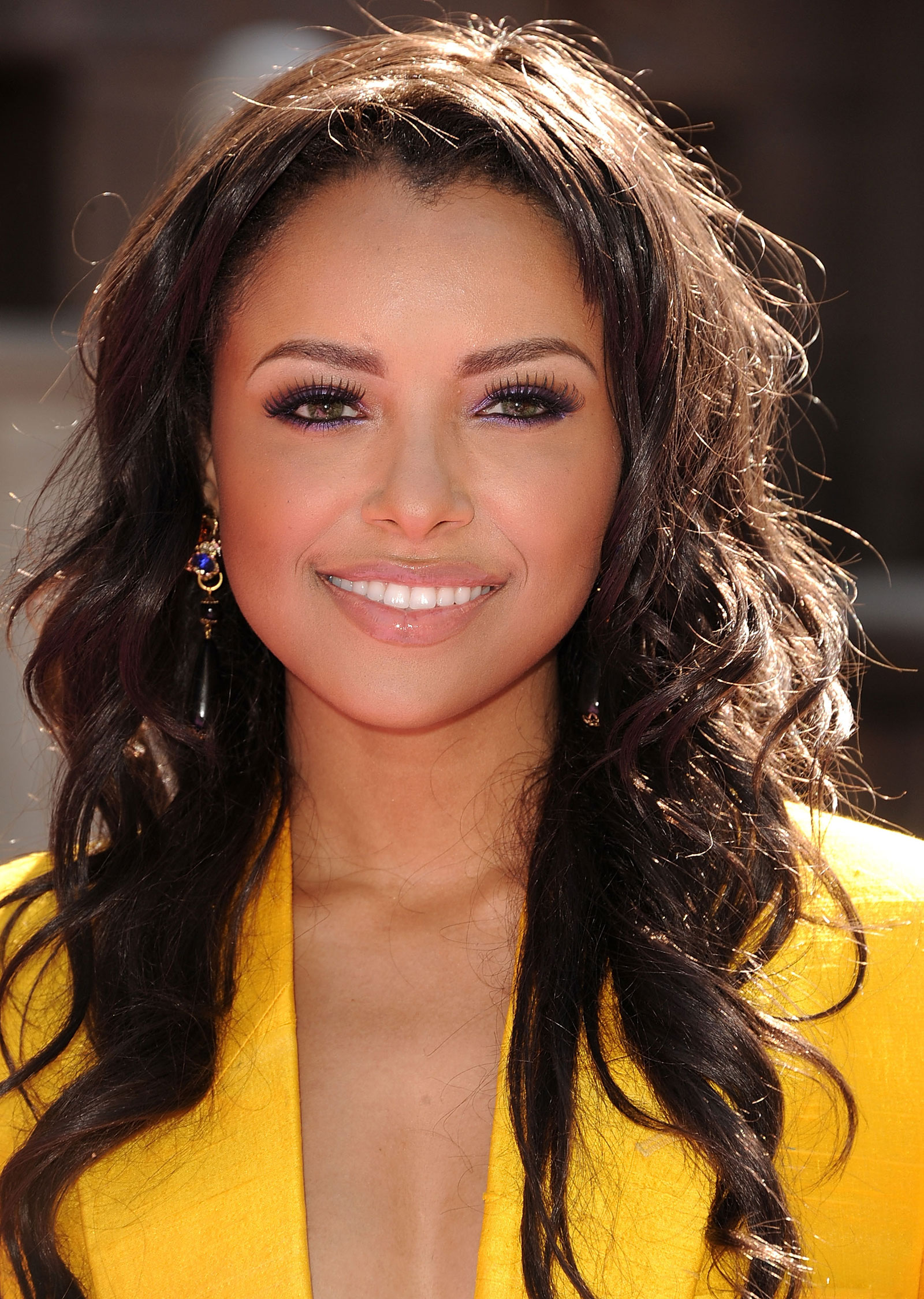 Katerina Kat Graham at Varietys Power of Youth Event in