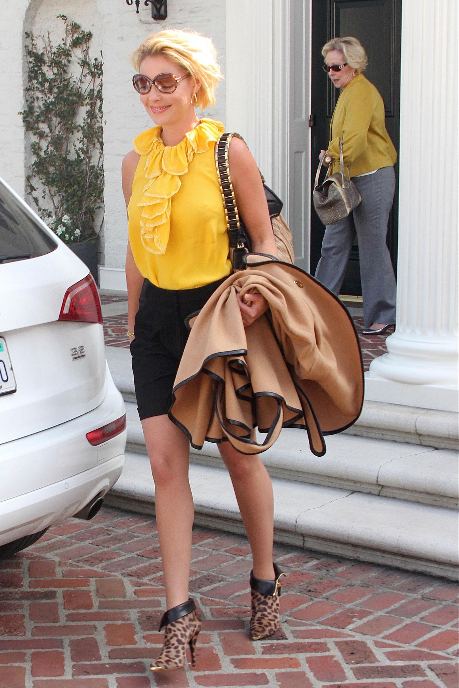 Katherine Heigl Skirt 91