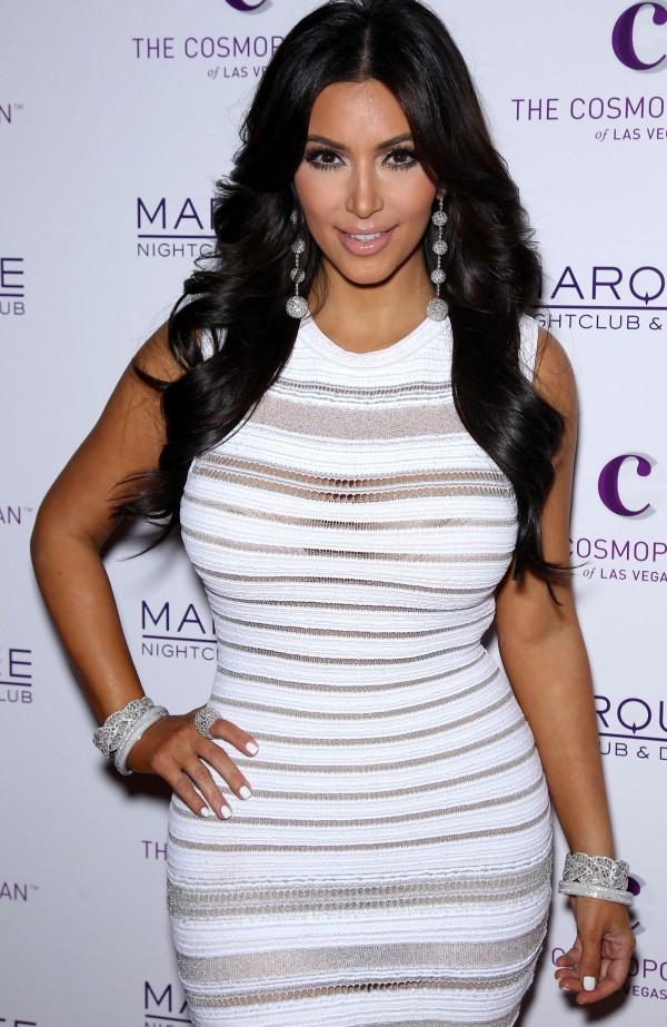 Kim Kardashian Celebrates 31st Birthday