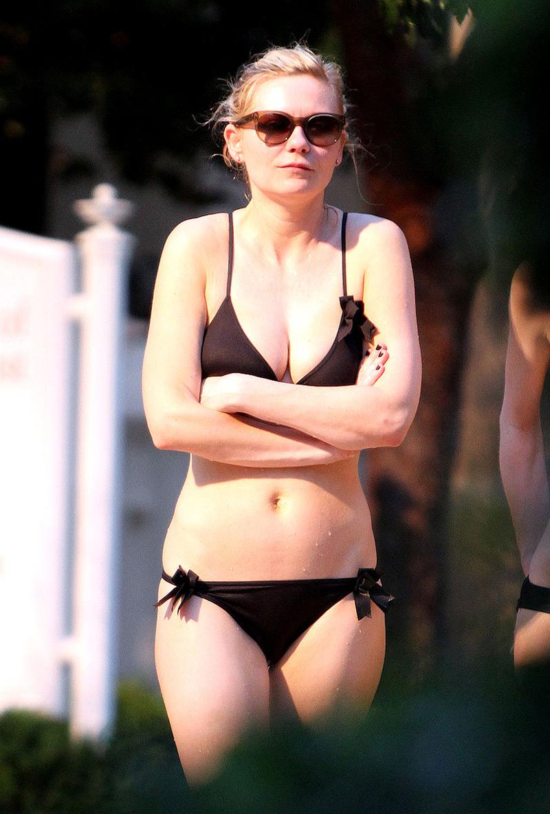 dunst bikini Kirsten