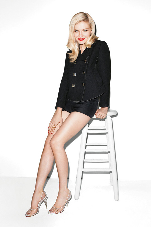 Kirsten Dunst in T Magazine - HawtCelebs - HawtCelebs