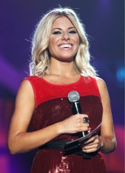 Mollie King at 2011 BBC Teen Awards, Wembley Arena in London
