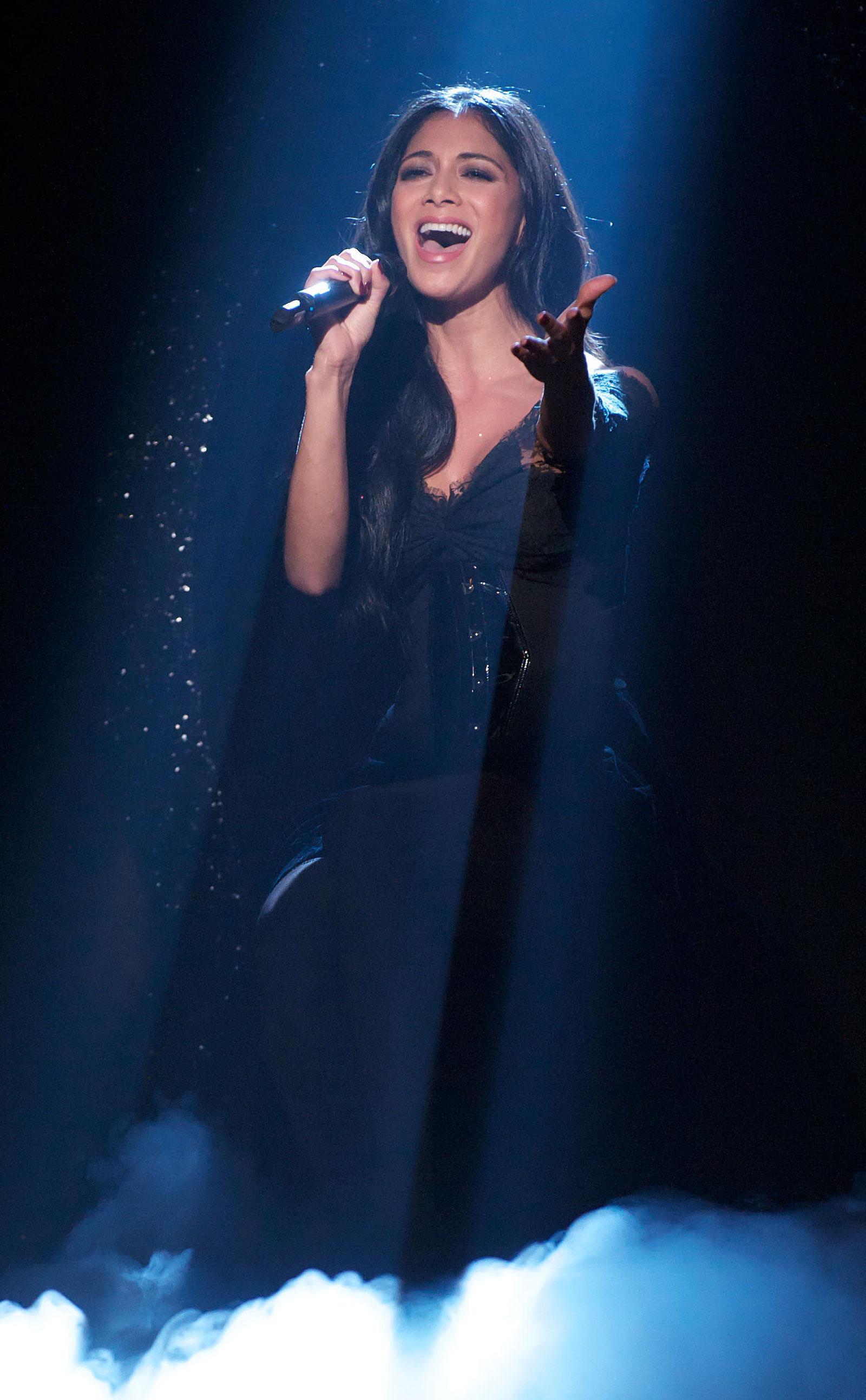 nicole scherzinger video musicali live bologna - photo#25