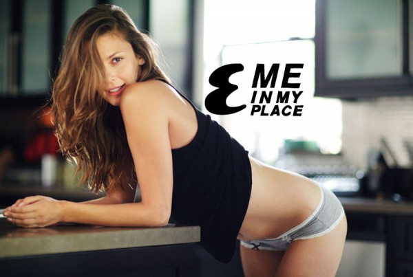 Olga Fonda in Me In My Place Photoshoot For Esquire