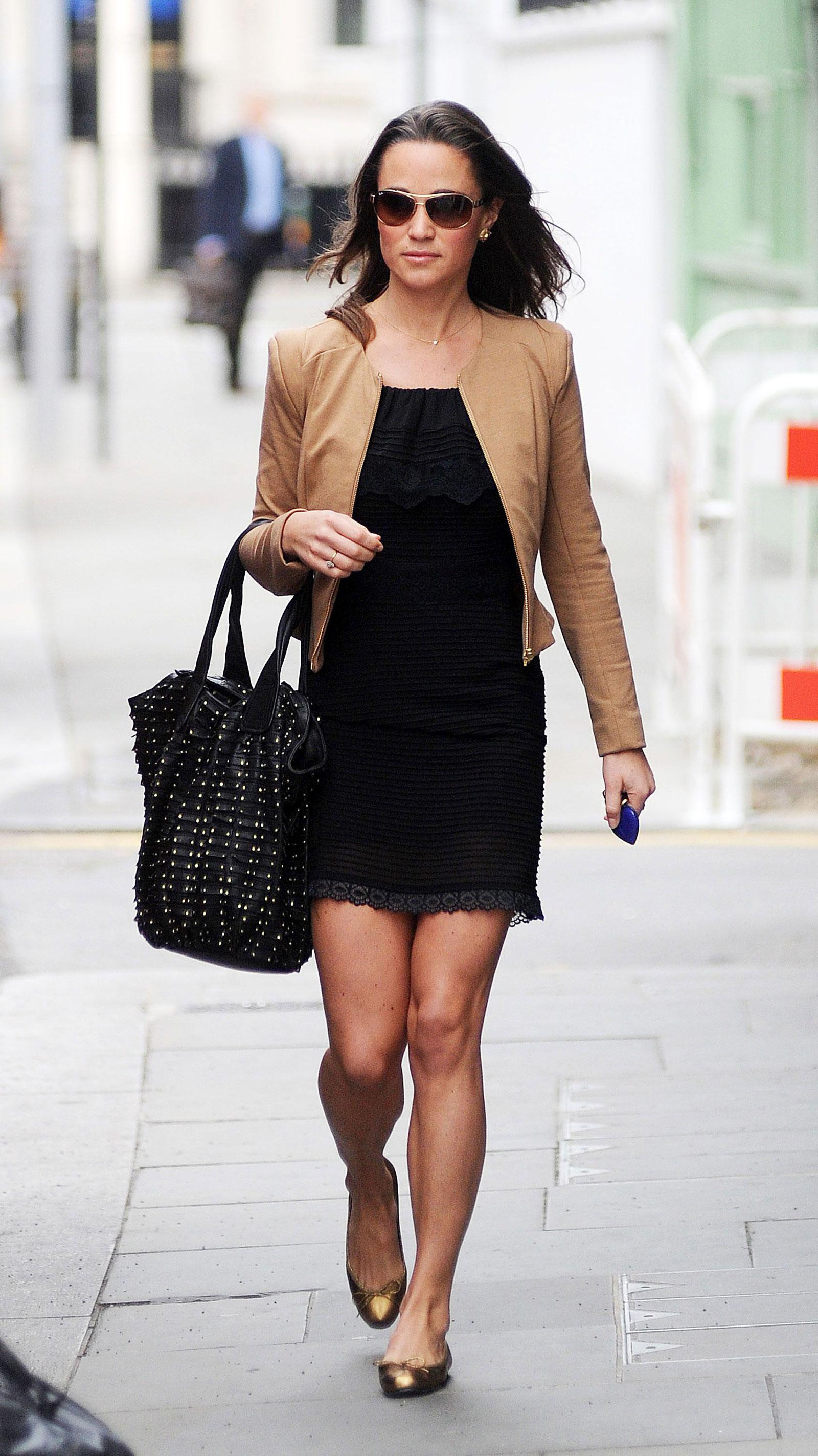 Pippa Middletons Infamous Royal Wedding Bridesmaid Dress
