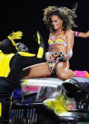 Rihanna at O2 Arena, London