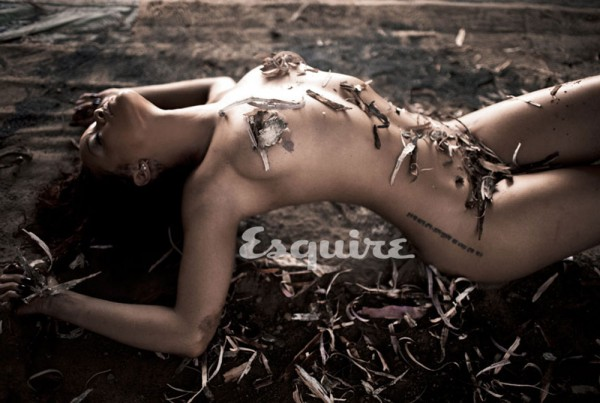 Rihanna in Esquire Magazine
