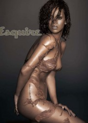 Rihanna in Esquire Magazine