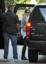 Selena Gomez out in Vancouver