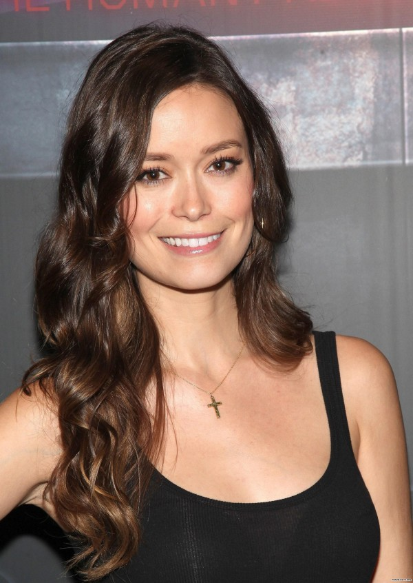 Summer Glau at Comic Con