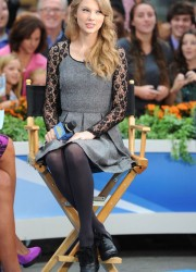 Taylor Swift at Good Morning America
