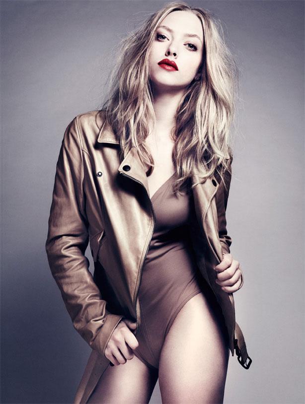 Amanda Seyfried in Marie Claire Magazine, December 2011 Issue ... Amanda Seyfried