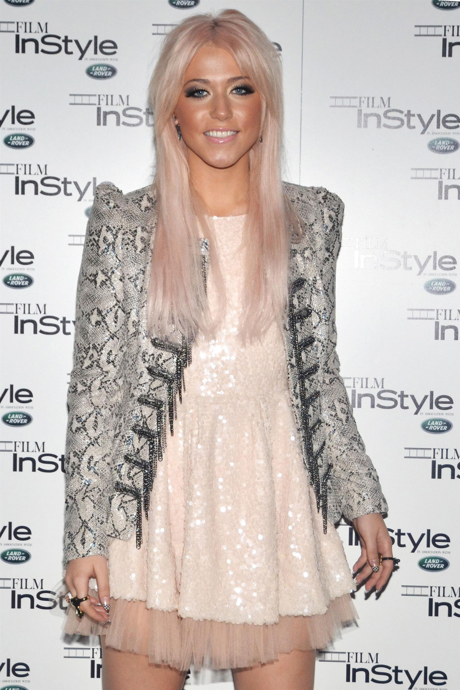 Amelia Lily at InStyle Anniversary Party in London