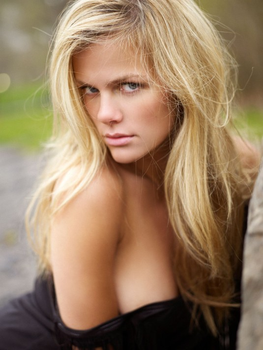Brooklyn Decker Eric Fischer Photoshoot