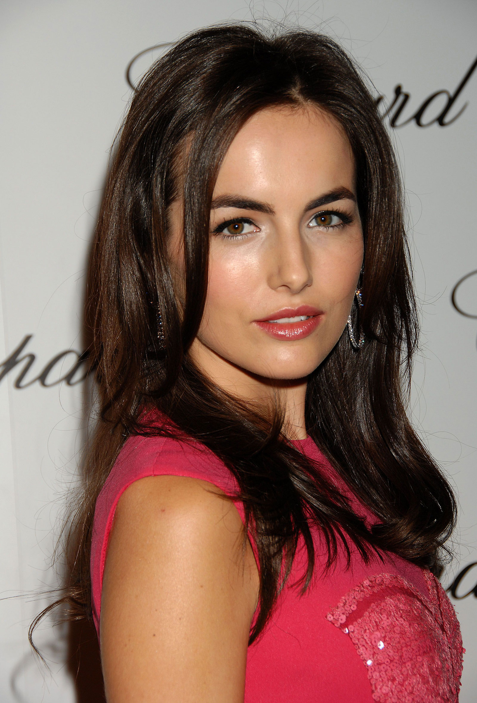 Camilla Belle At Openig Of Chopard Boutique In Costa Mesa