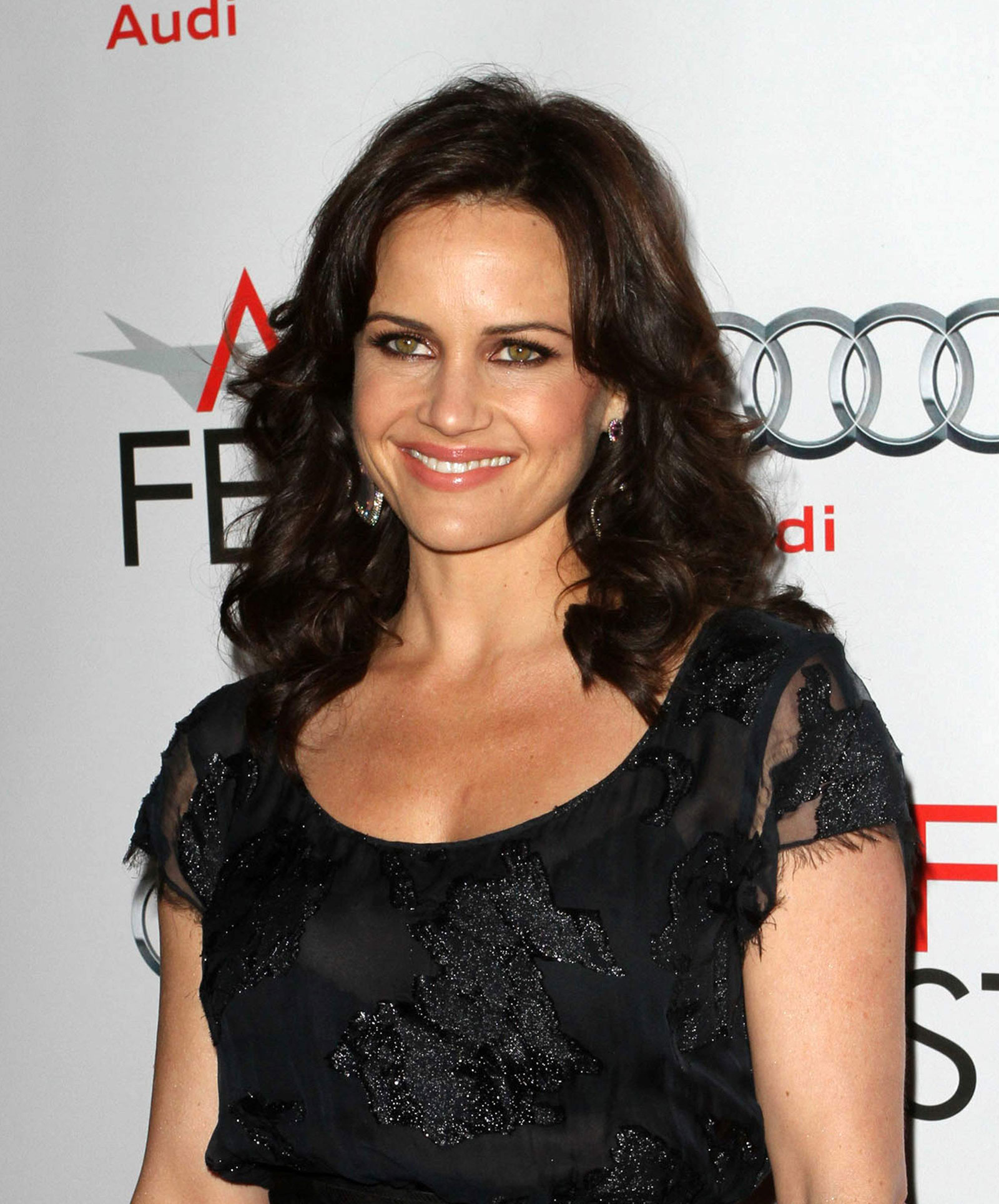 Carla Gugino at I Melt With You Screening at AFI Fest