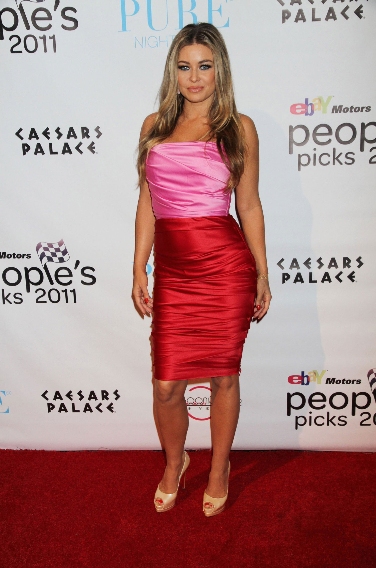 Carmen electra host 3rd annual ebay motors rpm xi event at for Ebay motors las vegas