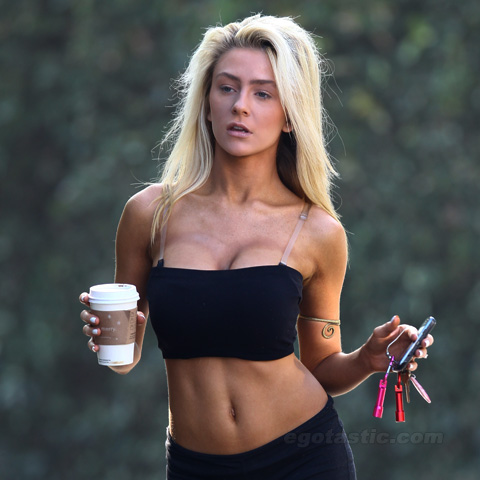 Courtney Stodden No Makeup