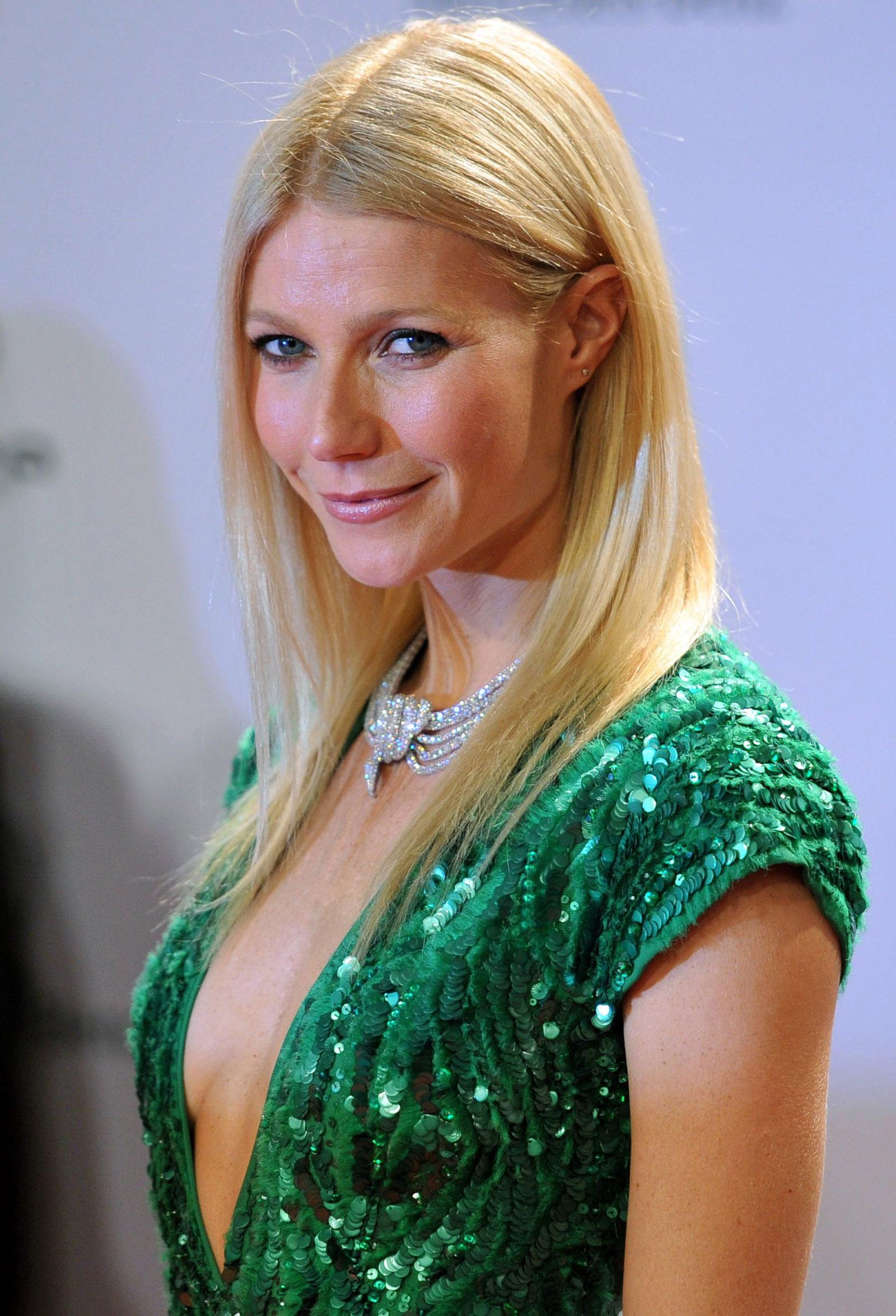 Gwyneth Paltrow at Bambi Media Awards in Wiesbaden ... Gwyneth Paltrow