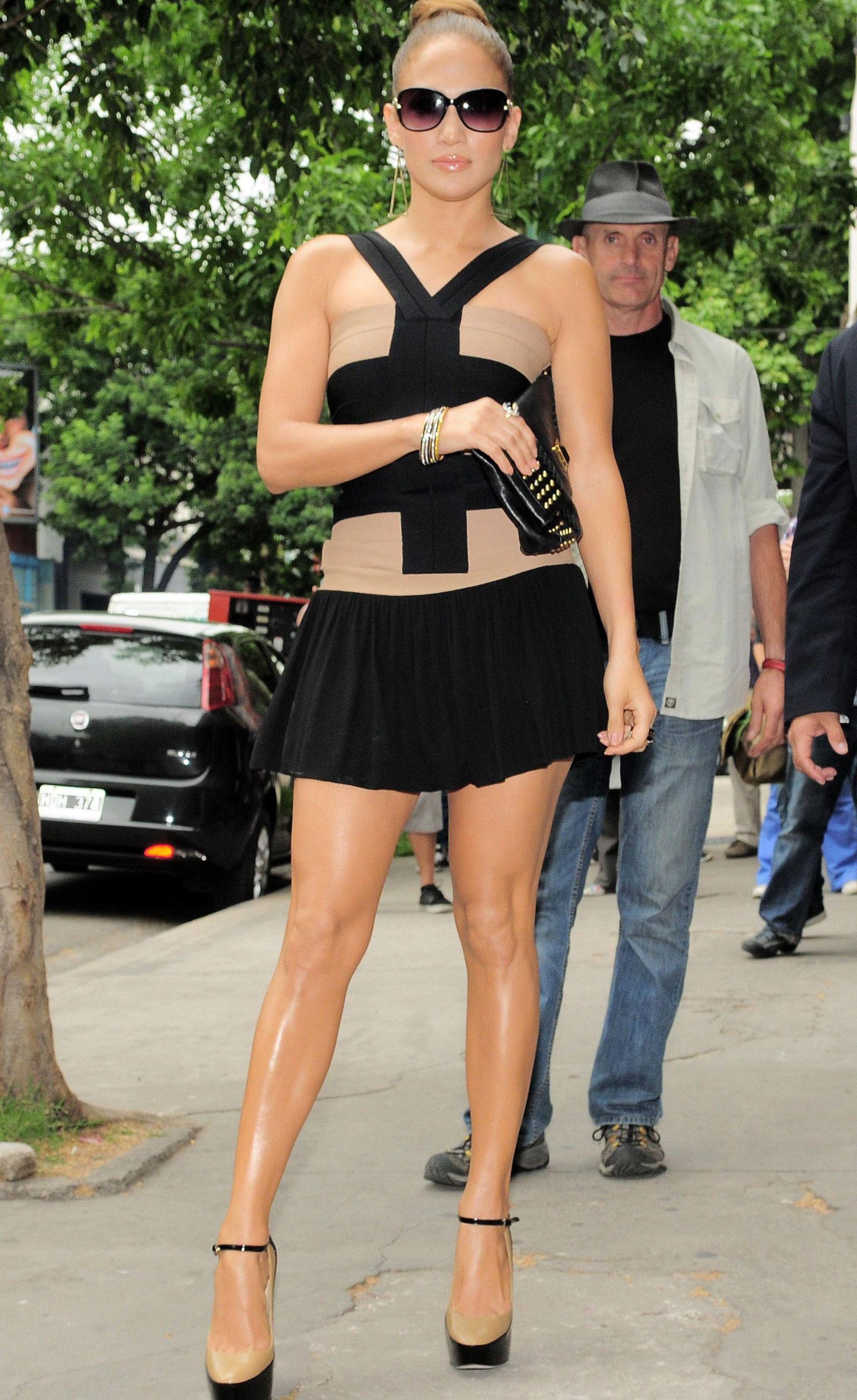 2c676469881 Jennifer Lopez Filming Q Viva  The Chosen in Buenos Aires - HawtCelebs