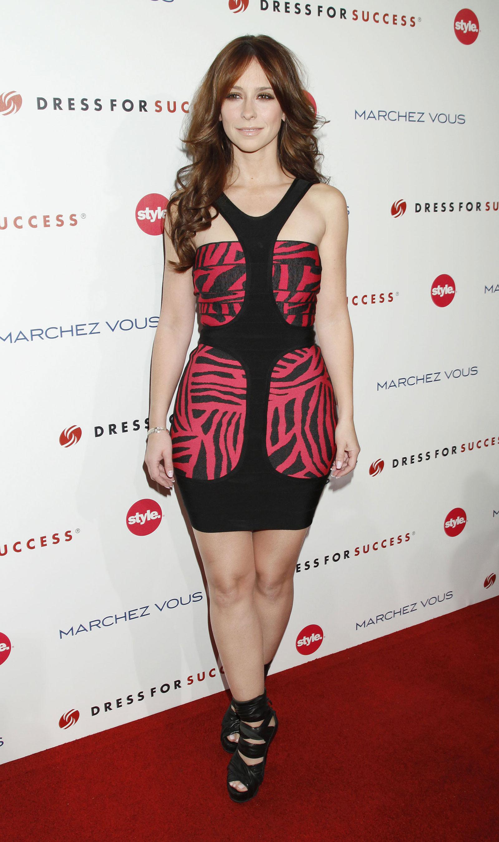 jennifer cohen offended dress for success