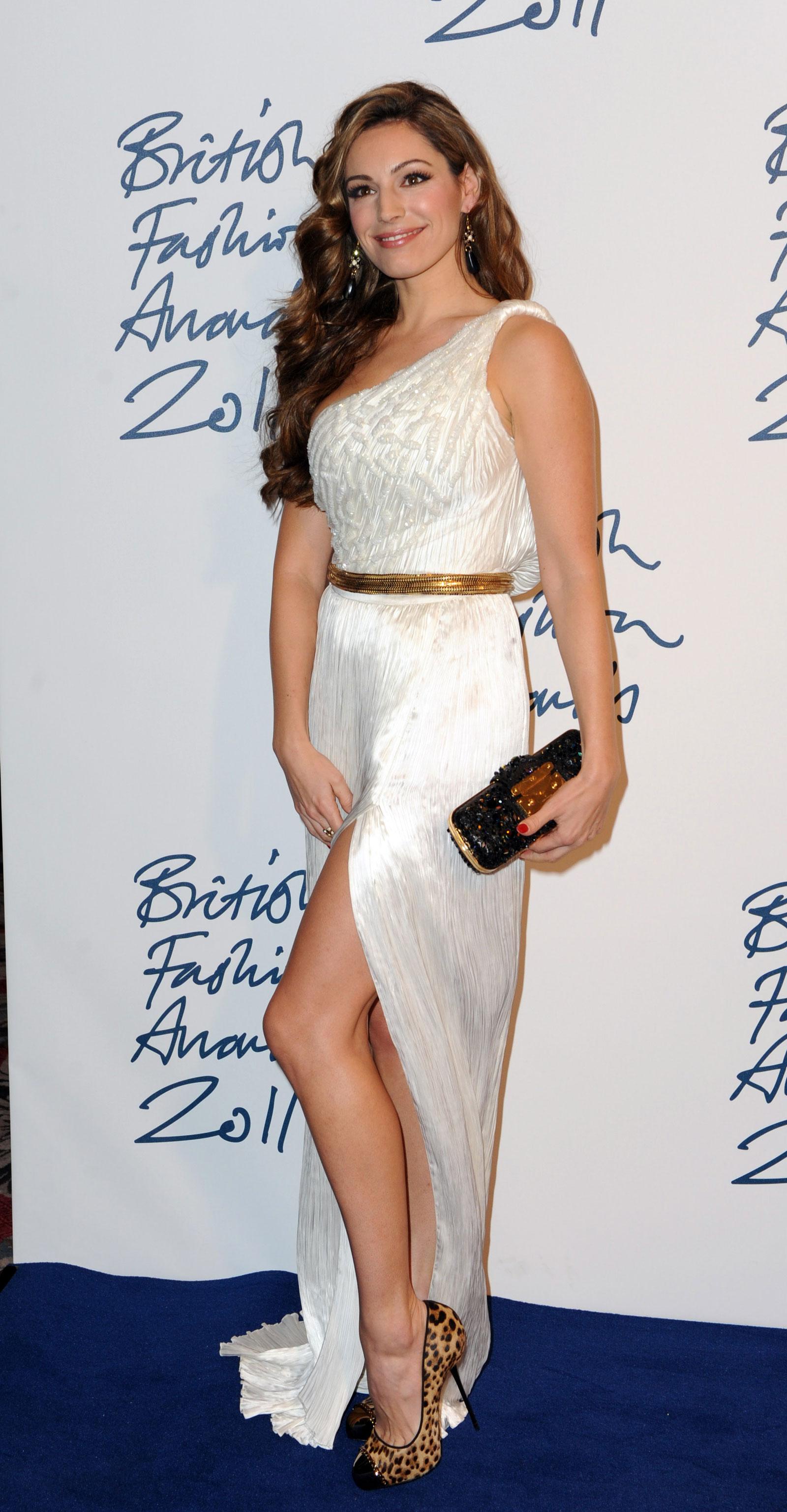 kelly brook at british fashion awards in london hawtcelebs