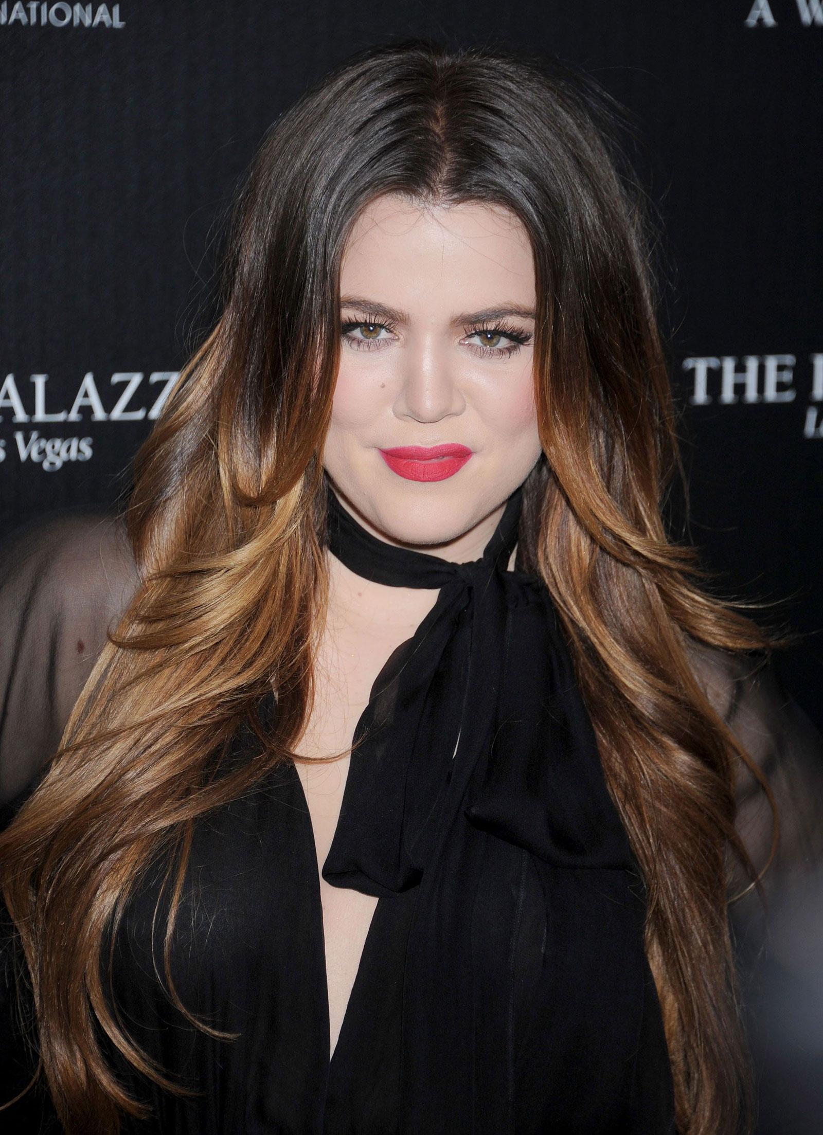 Khloe Kardashian at 2011 Hollywood Style Awards - HawtCelebs ...
