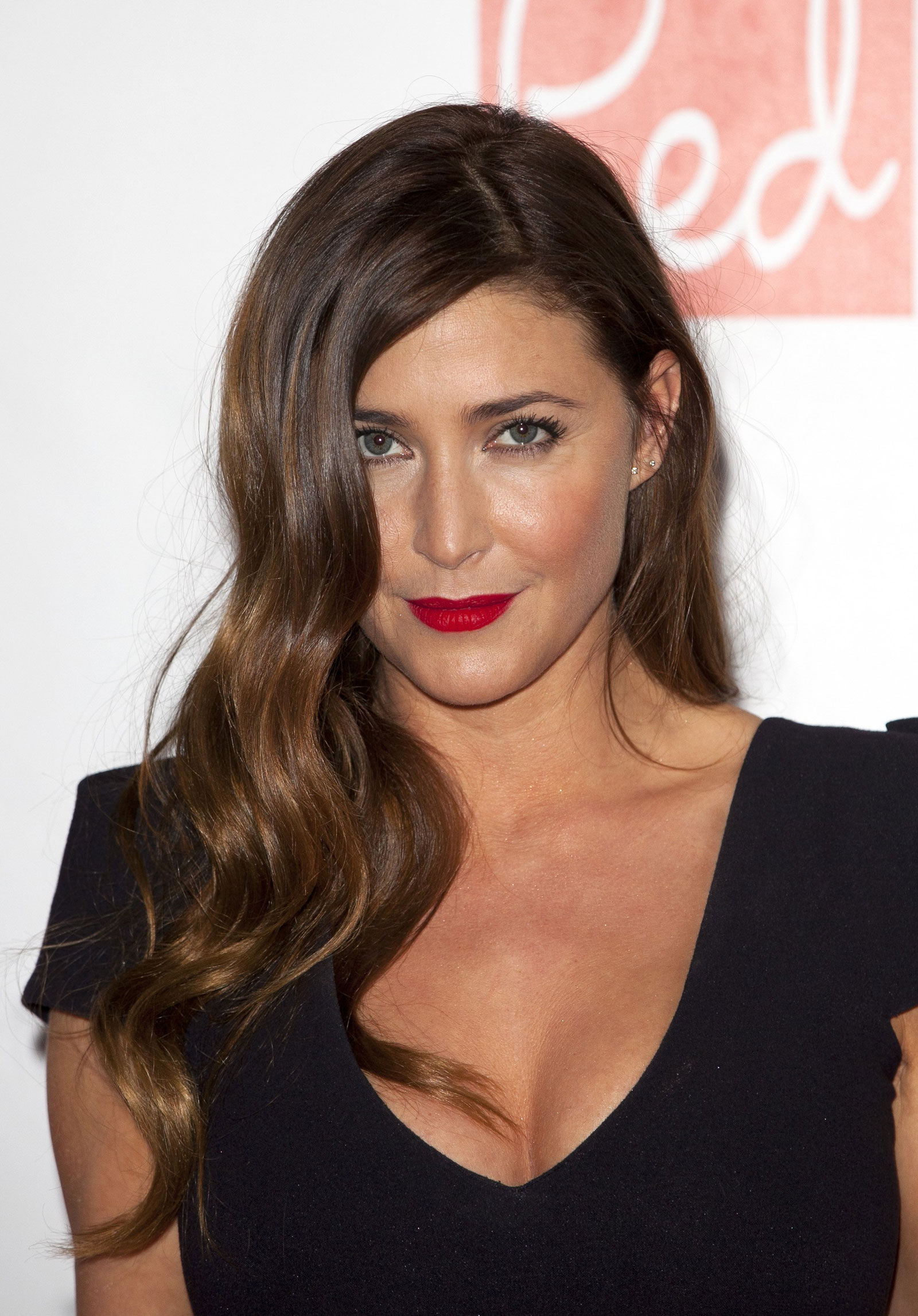 Download this Lisa Snowdon Red Hot Women Awards London picture