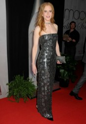 Nicole Kidman Arrives at 45th Annual CMA Awards in Nashville