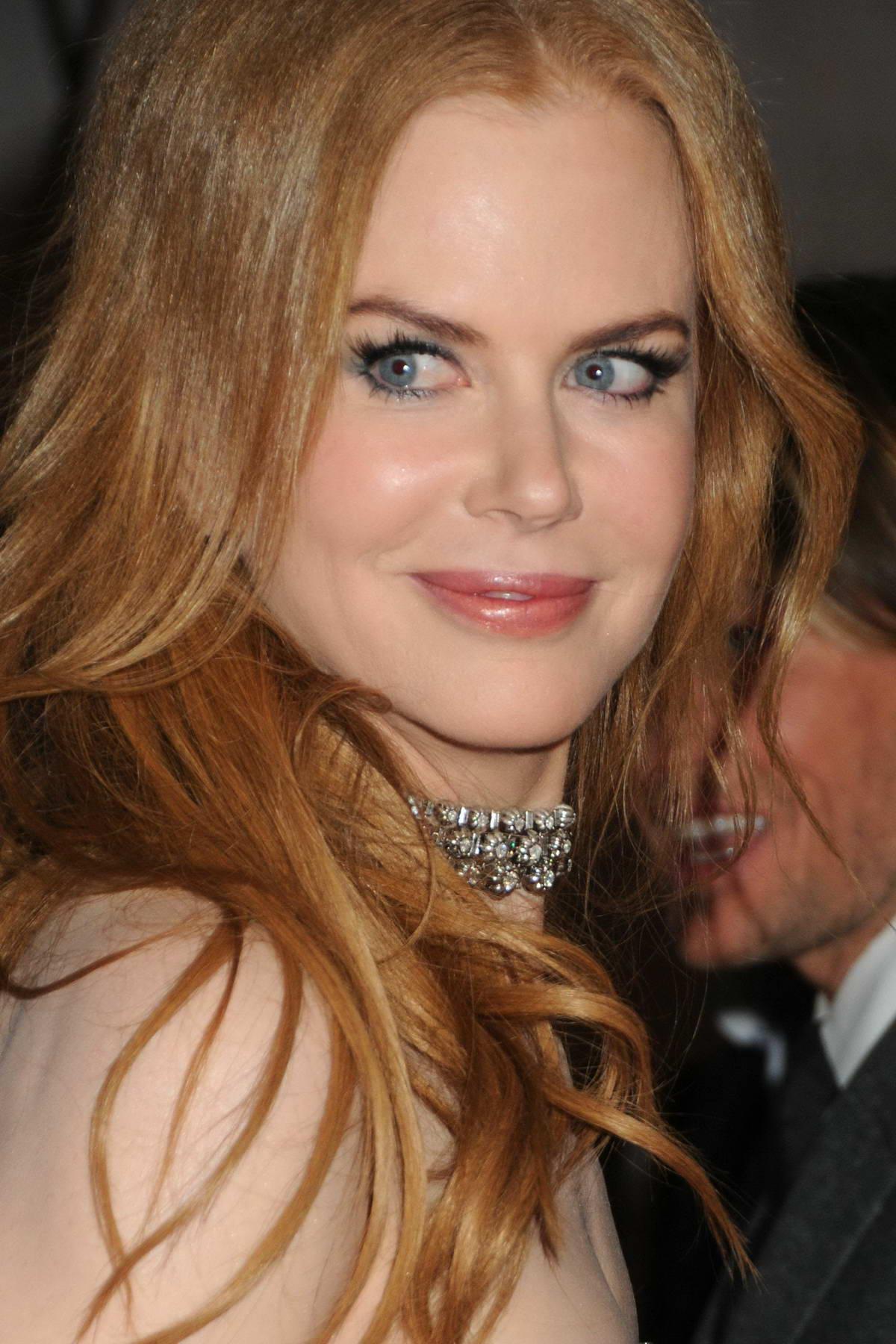 Nicole Kidman Arrives At 45th Annual CMA Awards In